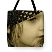 Precious Tote Bag by Gwyn Newcombe