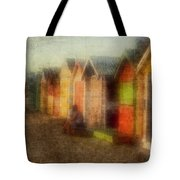 Protection Tote Bag by Andrew Paranavitana