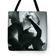 Psyche Revived By The Kiss Of Cupid Tote Bag by Antonio Canova