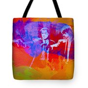 Pulp Fiction 2 Tote Bag by Naxart Studio