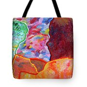 Puzzle Tote Bag by Ralph White