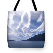 Queen Charlotte Sound Tote Bag by Kevin Smith