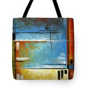 Quiet Whispers By Madart Tote Bag by Megan Duncanson