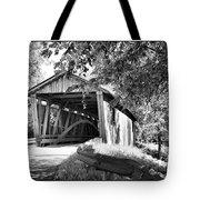 Quinlan Bridge Tote Bag by Deborah Benoit