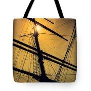 Raise The Sails Tote Bag by Lauri Novak