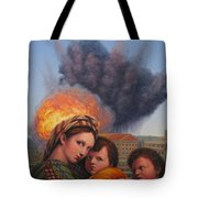 Raphael Moderne Tote Bag by James W Johnson