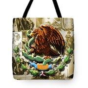 Raza Tote Bag by Roberto Valdes Sanchez