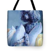 Ready For Her Closeup Tote Bag by Kimberly Santini