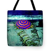Red-white-blue Tote Bag by Susanne Van Hulst