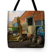 Reed Paper Foden Fg Tote Bag by Mike  Jeffries