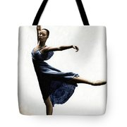 Refined Grace Tote Bag by Richard Young