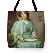 Reflections Tote Bag by Ethel Porter Bailey