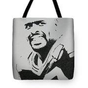 Reggie Tote Bag by Lynet McDonald