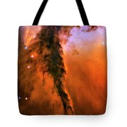 Release - Eagle Nebula 1 Tote Bag by The  Vault - Jennifer Rondinelli Reilly