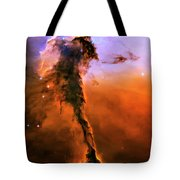 Release - Eagle Nebula 2 Tote Bag by The  Vault - Jennifer Rondinelli Reilly