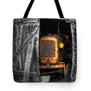 Relic From Past Times Tote Bag by Heiko Koehrer-Wagner