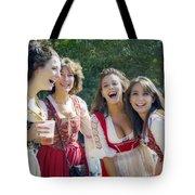 Renaissance Ladies Tote Bag by Brian Wallace