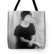 Reri Grist (1932- ) Tote Bag by Granger