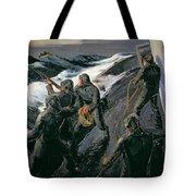 Rescue Tote Bag by Thomas Harold Beament