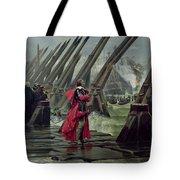 Richelieu Tote Bag by Henri-Paul Motte