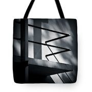 Rietveld Schroderhuis Tote Bag by Dave Bowman