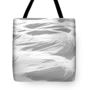 Ripples Tote Bag by Michael Peychich