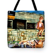 Riverfront Visions Tote Bag by Ze DaLuz