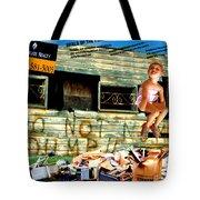 Riverfront Visions Tote Bag by Ze DaLuz
