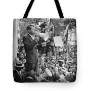 Robert F. Kennedy Tote Bag by Granger