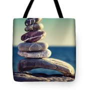 rock energy Tote Bag by Stylianos Kleanthous