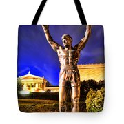Rocky Tote Bag by Paul Ward