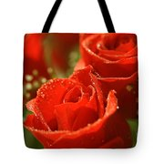 Romance Tote Bag by Cheryl Young