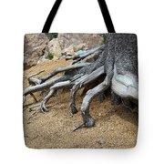 Roots Tote Bag by Ernie Echols