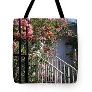 Roses in Winter Tote Bag by Susanne Van Hulst