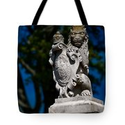Royal Lion Tote Bag by Christopher Holmes