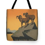 Rreserve Wildlife Tote Bag by Unknown