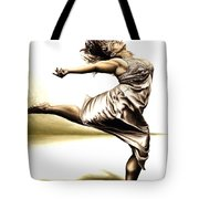 Rubinesque Dancer Tote Bag by Richard Young