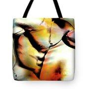 run Tote Bag by Mark Ashkenazi
