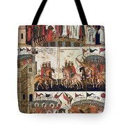 Russia: Novgorod Tote Bag by Granger