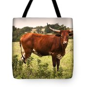 Rusty Tote Bag by Tamyra Ayles
