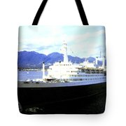 S S Rotterdam Tote Bag by Will Borden