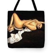 Sacred Tote Bag by Richard Young