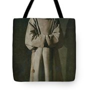 Saint Francis Tote Bag by Francisco de Zurbaran