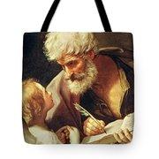 Saint Matthew Tote Bag by Guido Reni