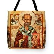 SAINT NICHOLAS Tote Bag by Granger