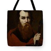 Saint Paul  Tote Bag by Jusepe de Ribera