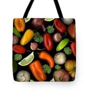 Salsa Tote Bag by Christian Slanec