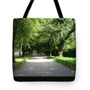 Salzburg Lane Tote Bag by Carol Groenen
