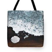 Sand Dollar Tote Bag by Darice Machel McGuire