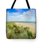 Sandunes At Fethard, Co Wexford, Ireland Tote Bag by The Irish Image Collection